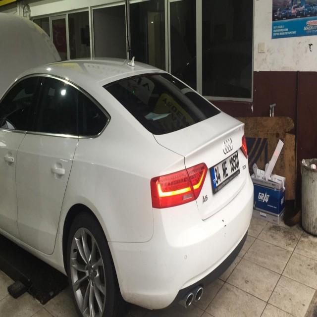 Audi A6 Triger Seti Degisimi