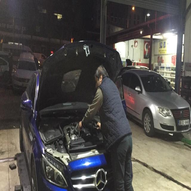 Mercedes Bakım ve Tamir
